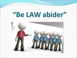 law abider